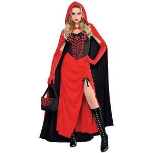 Amscan drakt Little Red Riding Hood kostyme for voksen (babyer og b...