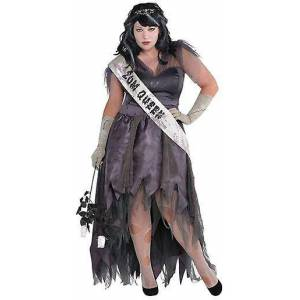 Amscan Costume Queen Cadavader for Adult (Babies and Children , Cos...