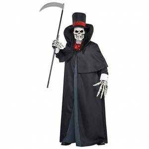 Amscan Disguise Death Halloween for Adult Standard (Babies and Chil...