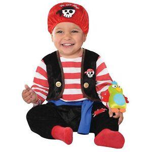 Amscan Bucanero Costume (Babies and Children , Costumes) 6-12 Meses