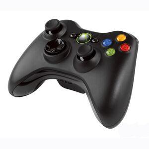 Microsoft Xbox 360 Trådløs Håndkontroll (Wireless Controller) - Svart / Black