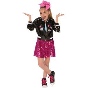 Rubies Rubie's JoJo Siwa Bomerjakke Outfit 3-4 år
