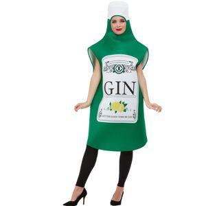 Gin Flaske Unisex Kostyme