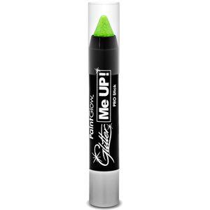 UV/Blacklight Glitter Fargestift til Ansikt og Kropp - Grønn