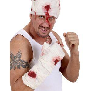 Blodig Bandasje til Armen - Kostymetilbehør