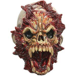 Exploded Face - Heldekkende Luksus Latex Maske