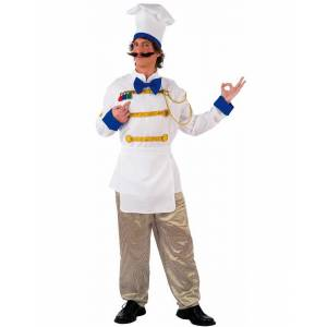 Master Chef Luksuskostyme