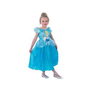 Disney Princess Askungen Klänning 3-4 år