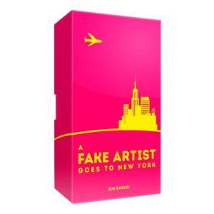 Brädspel.se / Spilbraet A Fake Artist Goes To New York Spel