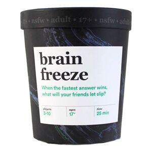 Brädspel.se / Spilbraet Brain Freeze NSFW Spel - Engelska
