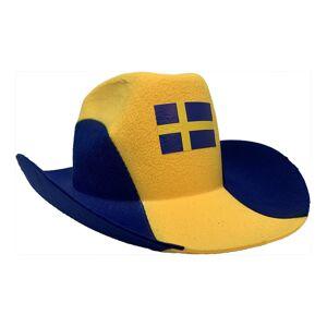 Netshirt.se Cowboyhatt Sverige - One size