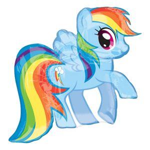 Amscan Folieballong My Little Pony Shape