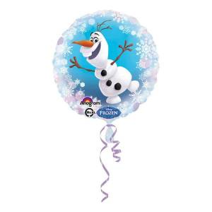 Amscan Folieballong Olaf
