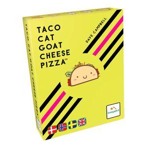 Brädspel.se / Spilbraet Taco Cat Goat Cheese Pizza Spel - Nordiska