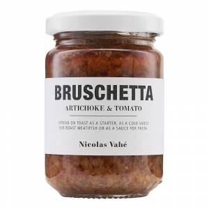 Nicolas Vahé Bruschetta Kronärtskocka & Tomat 140 g