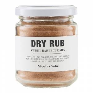 Nicolas Vahé Dry Rub Sweet Barbecue Mix, 110 g