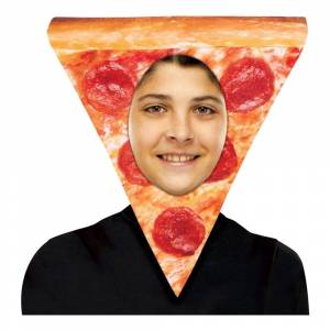 Butterick's AB Huvudbonad Pizza - One size