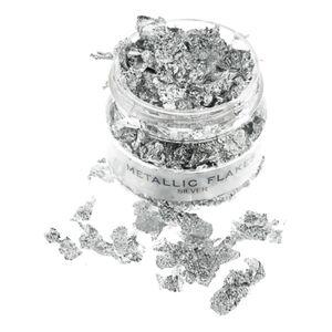 Butterick's AB Kryolan Metallic Glitter Flakes Silver