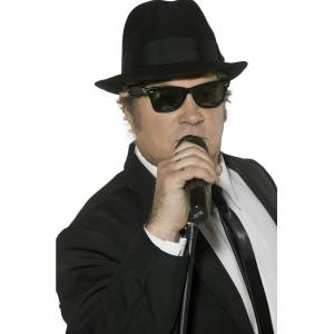 Vegaoo Glasögon från Blues Brothers för vuxna