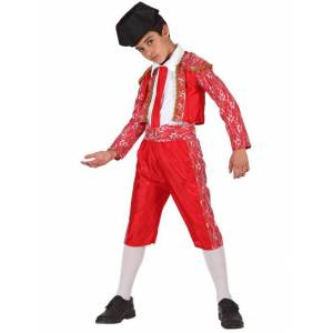 Vegaoo.se Kostym som toreador barn - 130 - 145 cm (7 - 9 år)