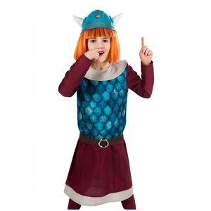 Vegaoo.se Vicke Viking dräkt barn - 7-8 år (122-128 cm)