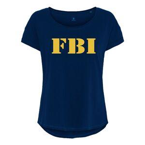 Netshirt.se FBI Dam T-shirt - X-Large