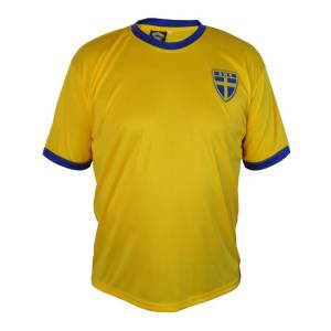 Netshirt.se Fotbollströja Sverige - Small