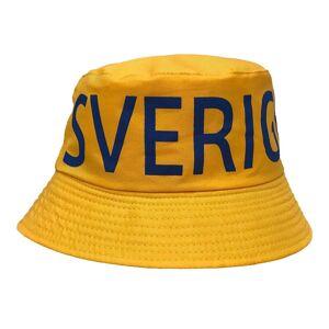 Netshirt.se Solhatt Sverige Gul