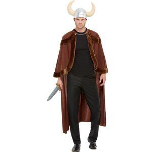Viking Dräktmantel och Hjälm