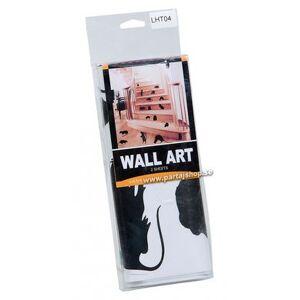 ART Råtta wall art dekor