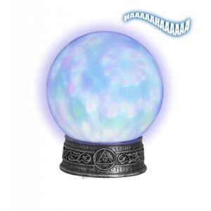 Kristall Lampa med ljud