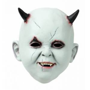 Latexmask Baby Face