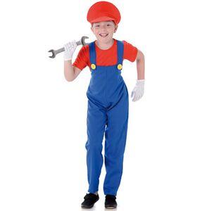 Disney Super Mario 6-8 år M