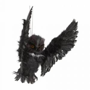 Hängande skräckfågel med rörelse, Ljud & Ljus