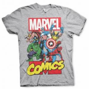 Marvel t-shirt S