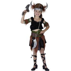 Viking Barn Maskeraddräkt (Medium)