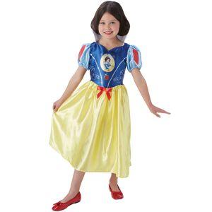 Disney Snövit Klänning Barn (Small (3-4 år))
