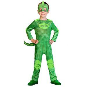 AMSCAN Gecko Pyjamashjältarna Maskeraddräkt Barn (Small (2-3 år))
