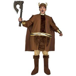 Viking Knubbig Viking Maskeraddräkt