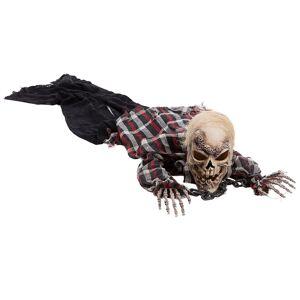 Krypande Skelett med Ljud och Ljus