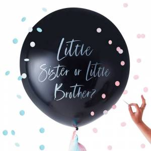 Brother Little Sister Or Little Brother Ballong