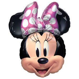 AMSCAN Mimmi Pigg Folieballong Ansikte