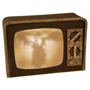 Terror TV Prop med Ljud och Ljus