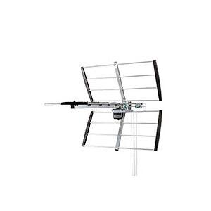 Udendørs DVB-T2 antenne - 7 elementer (11dB) Nedis