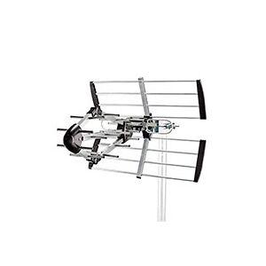 Udendørs DVB-T2 antenne - 15 elementer (14dB) Nedis