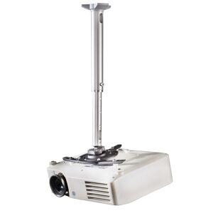 DHP 8 TV loftsbeslag holder til projektor, sølvfarvet.
