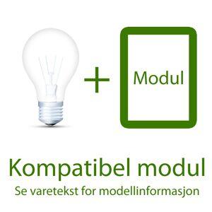 Epson Projektorpære med lampehus til EPSON EB-W10 P/N ELPLP58 / V13H010L58