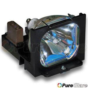 Toshiba Projektorlampe TOSHIBA TLP-450U med lampeholder - komplett modul