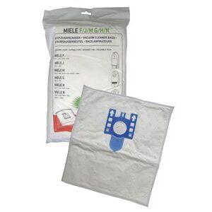 Miele SEAJ 1 støvposer Mikrofiber (10 poser, 2 filtre)