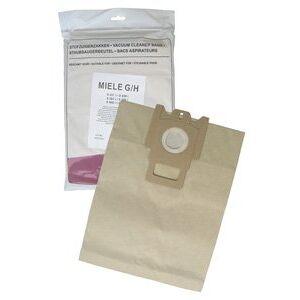 Miele Soft Satin (SE) dammsugarpåsar (10 påsar, 1 filter)